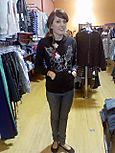 shop girl in villians.