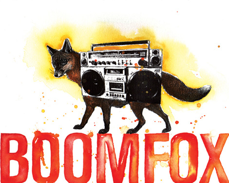 Boomfox