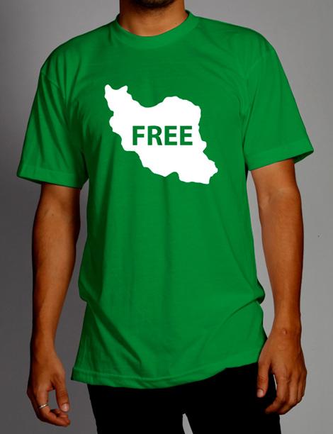 Freeiranshirt