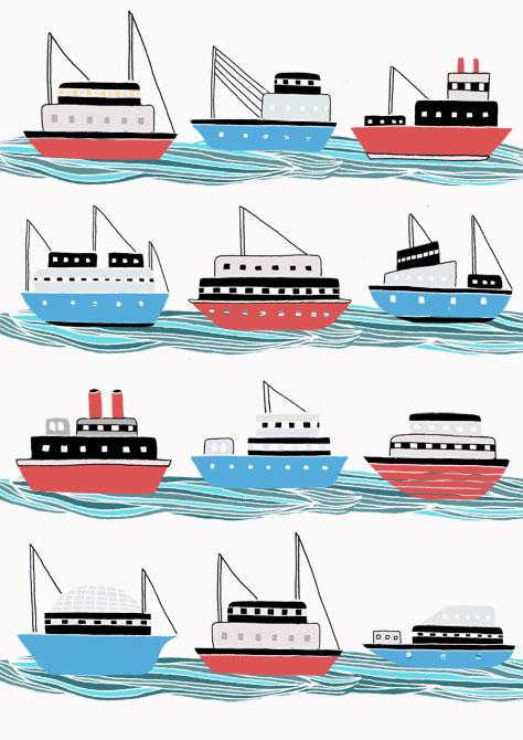 Boatprint