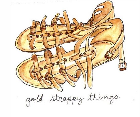 Goldstrappy