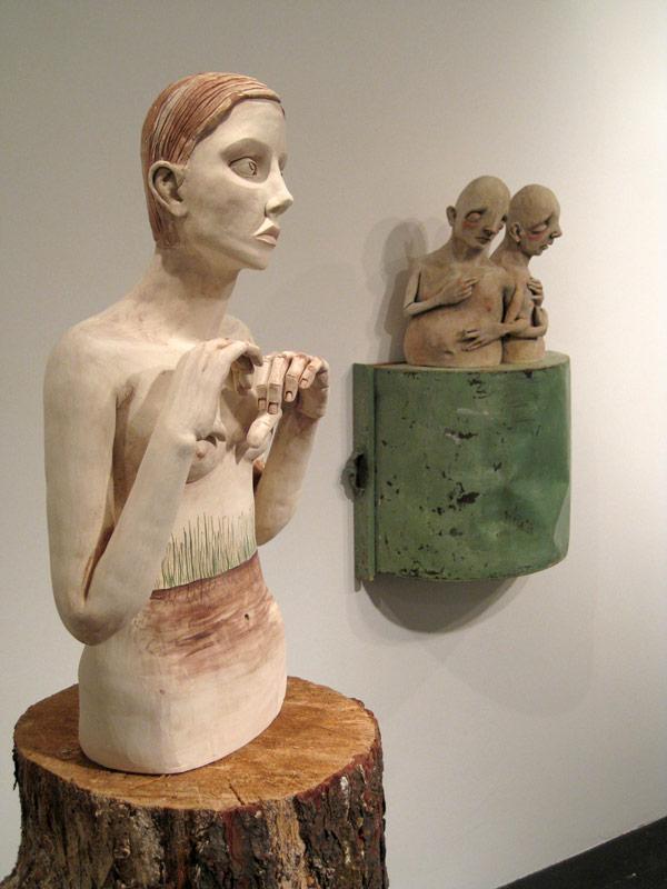 MoreyandWeisbergsculptures
