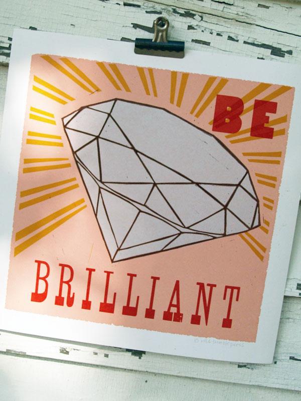 Bebrilliant