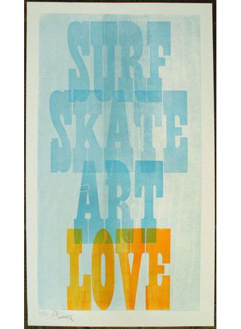 Surfskateartlove