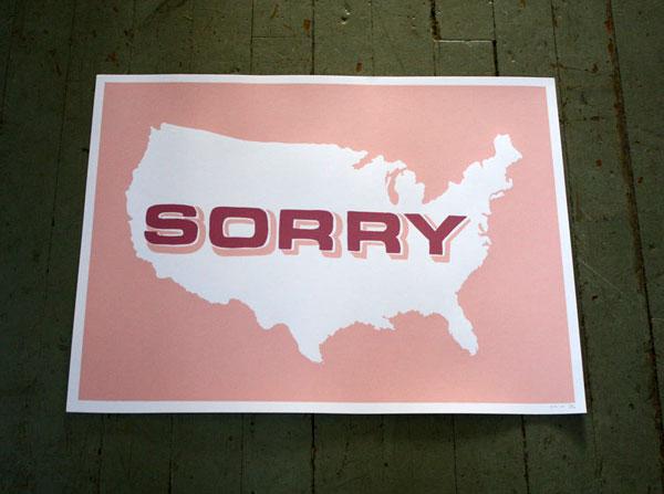 Sorryprint