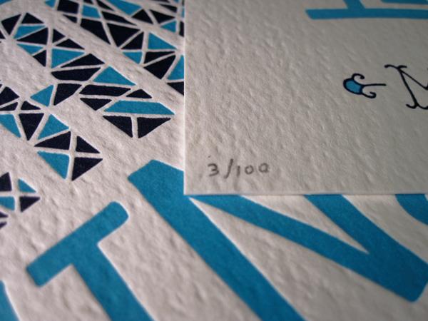 MajorTaylor-Letterpress-Print-detail