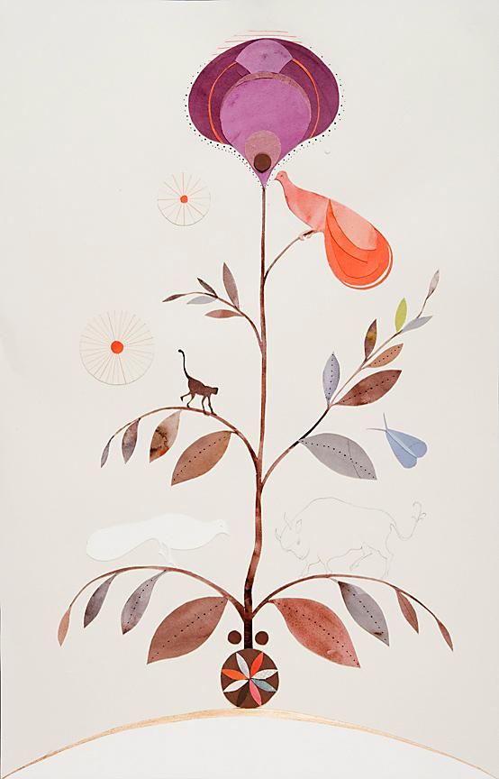 Violettower