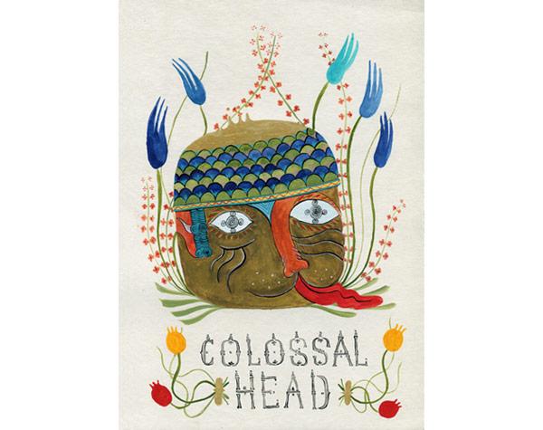 ColossalHead