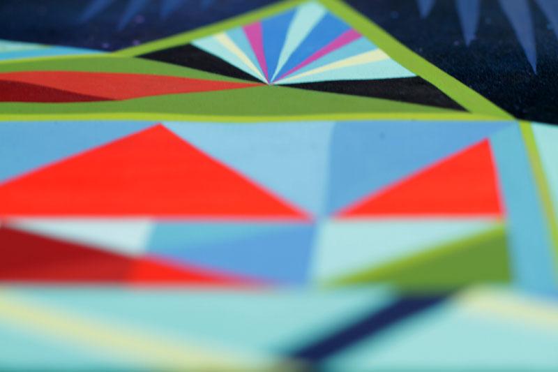 Close-up-pattern