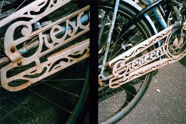 Crescent-bike