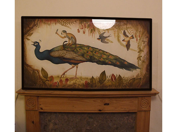Peacock_mantelpiece