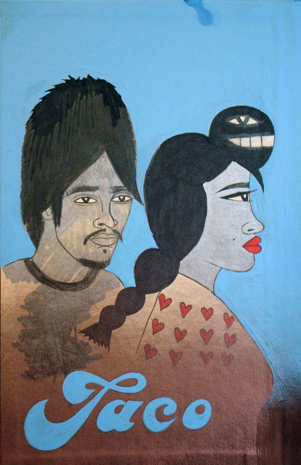 Albert Reyes At Guerrero Gallery
