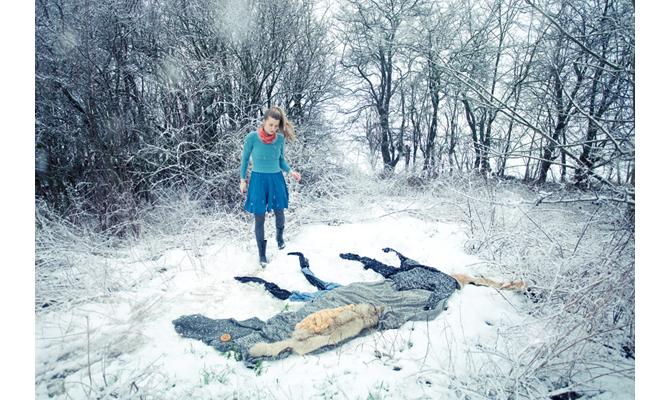 Winter_horse_Ulrika-Kestere