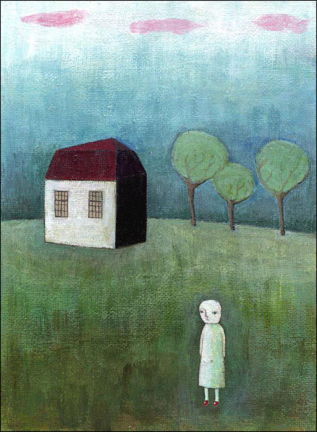 Girlandthehouse