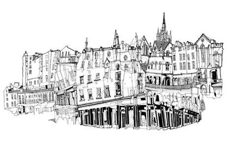 Edinburghandglasgow