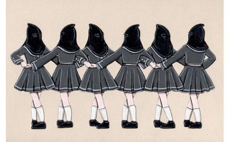 Girlswhoods