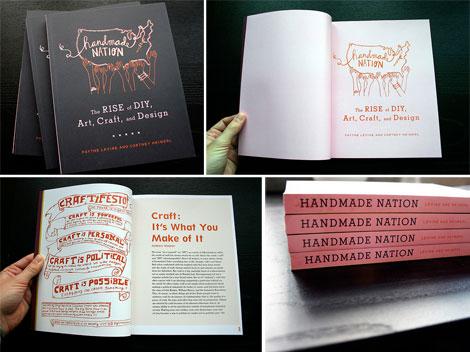 Handmadebook